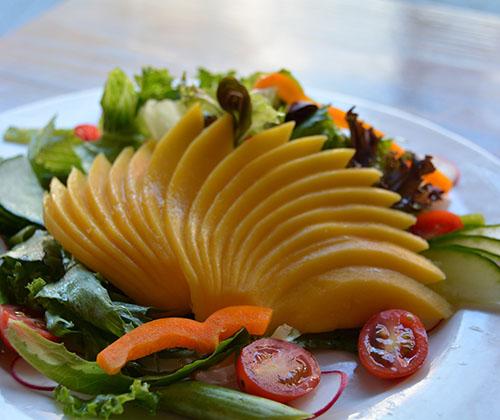 S8. mango salad